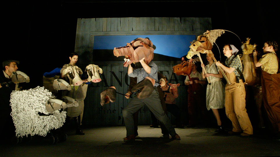 Animal Farm The Puppet Musical: Synapse Productions