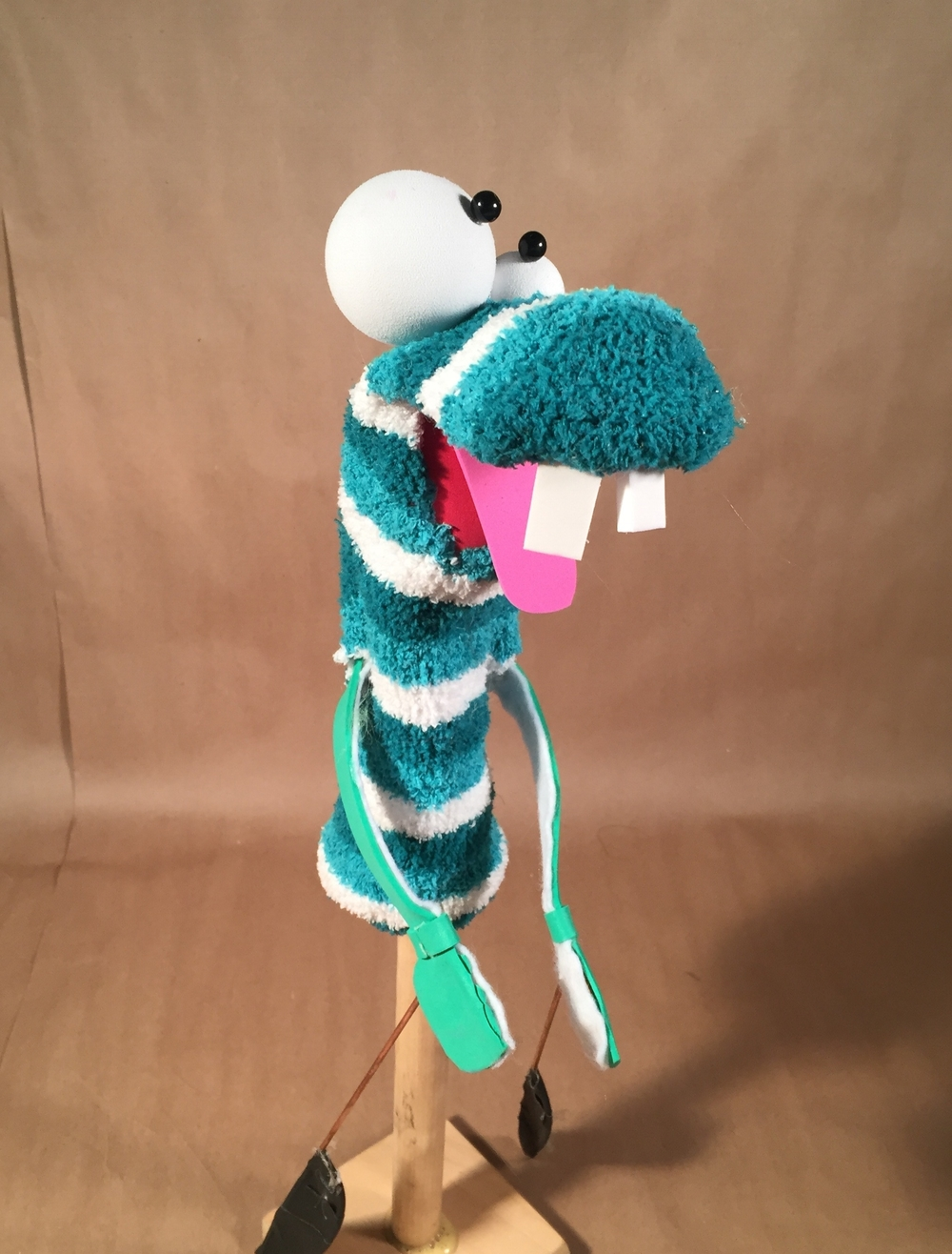 Workshop: Sock Puppet 2.0