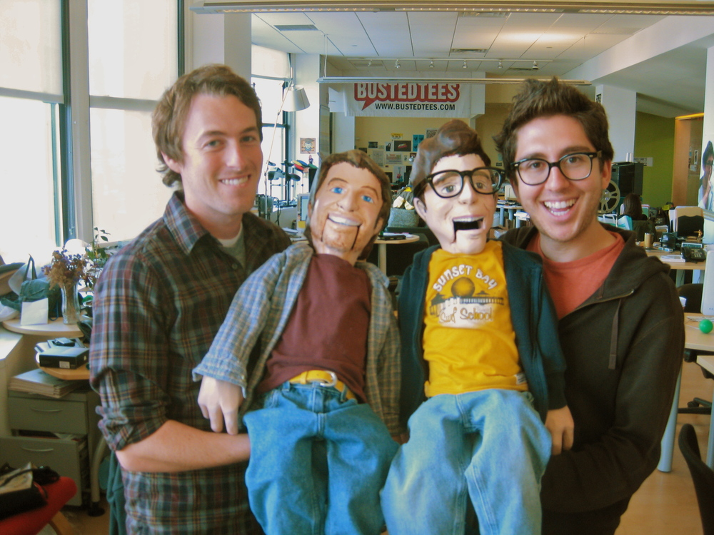 Jake and Amir: Collegehumor.com