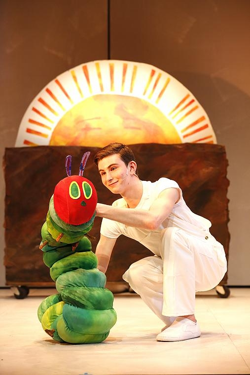 Project: The Very Hungry Caterpillar Show