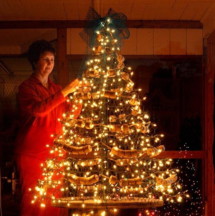 crab pot christmas trees - Cost Of Christmas Tree
