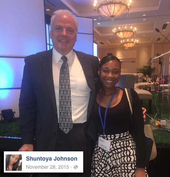 Shuntoya Johnson/Miller as posted publicly to Facebook.