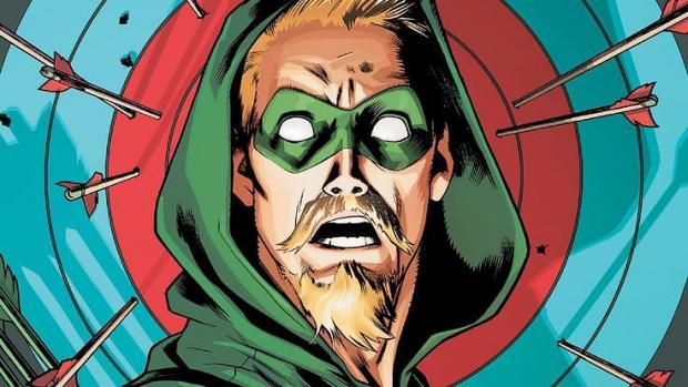 DC Comics' Green Arrow character.