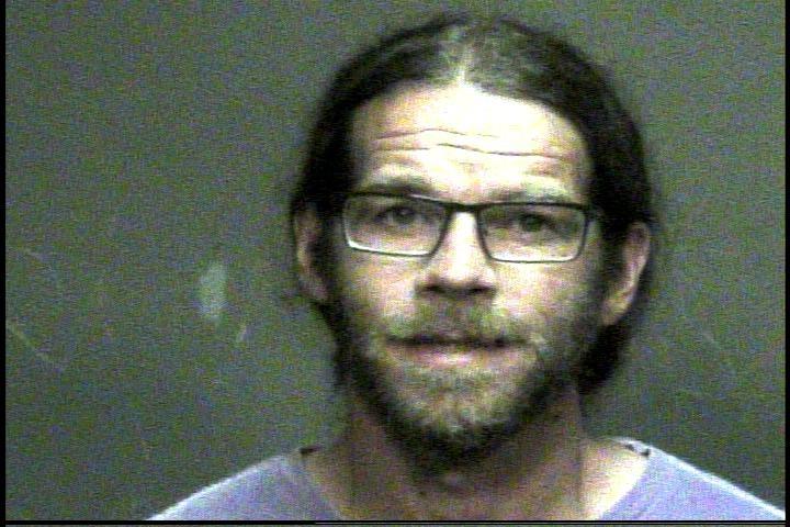 Seth Shields - Oklahoma County Jail.