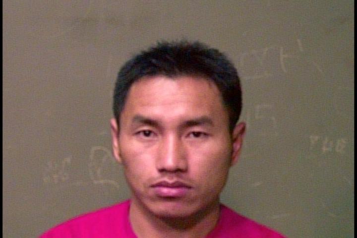 Zam Suan - Oklahoma County Jail.