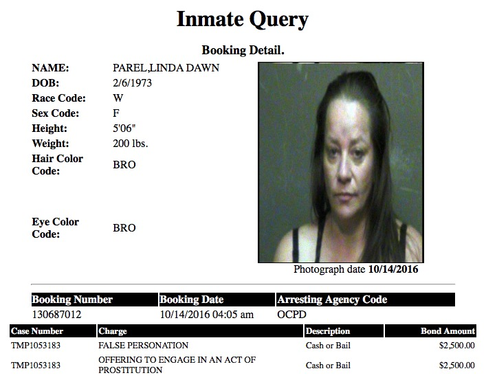 Parel Linda Dawn Mugshot Prostitute 2016-10-14.jpg