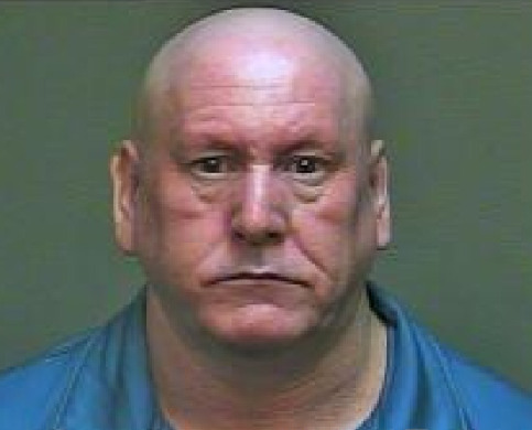 Brian Cunningham's mugshot for soliciting prostitution.