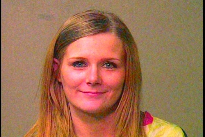 Skyler Henderson prostitution mugshot.