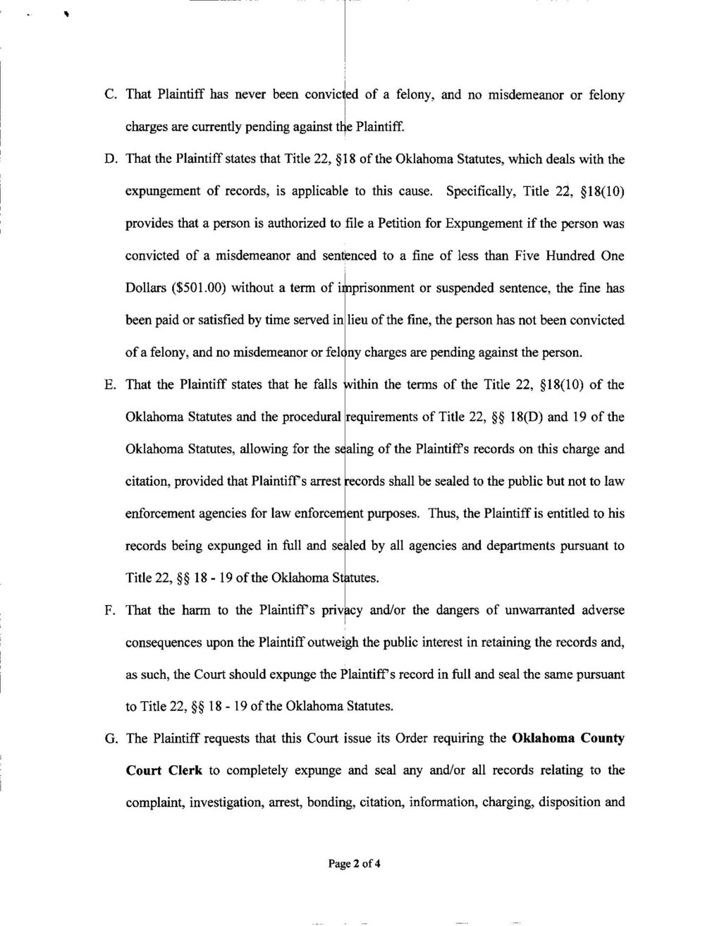 Hugh Spector Expungement Request_Page_2.jpg