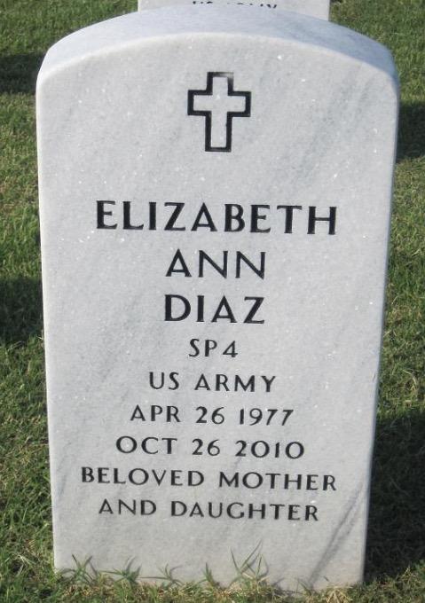 Elizabeth Libby Diaz Headstone.jpg