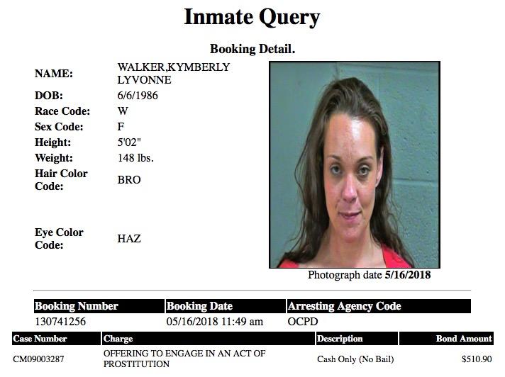 Walker Kymberly Lyvonne Mugshot Prostitute 2018-05-16.jpg