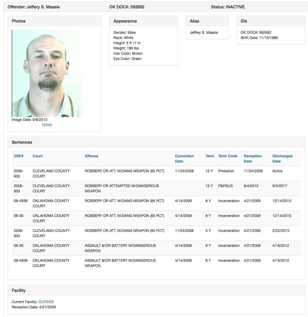 Massie Jeffrey Jeff Scott DOC Mugshot 2013-05-06.jpg