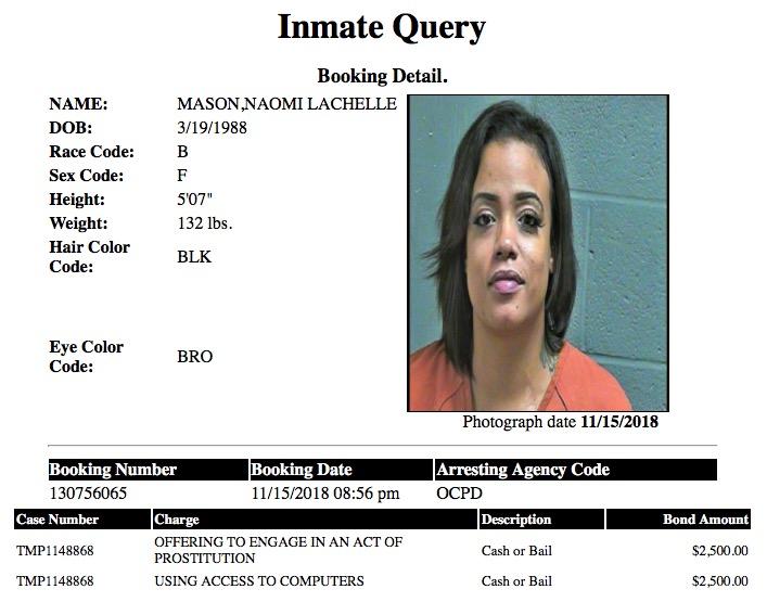Mason Naomi Lachelle Mugshot Prostitute 2018-11-15.jpg