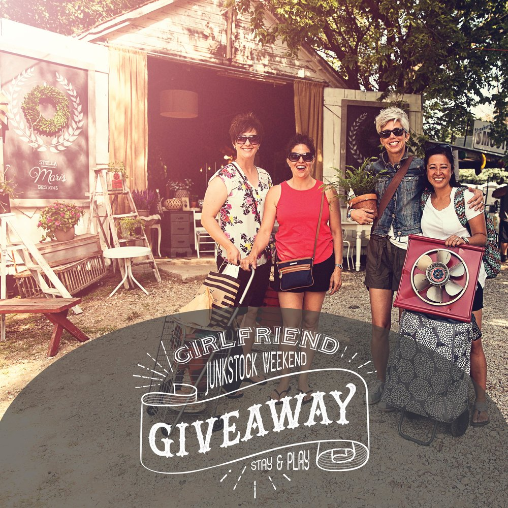junkstock girlfriend giveaway