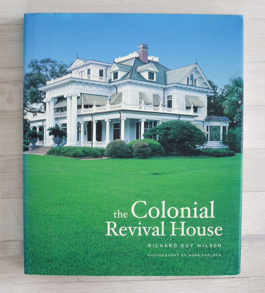 The Colonial Revival House  by Richard Guy Wilson and Noah Sheldon. Developed and Acquired by Richard Olsen. Ron Broadhurst, Editor. Laura Lindgren, Graphic Design. Justine Keefe, Production Manager. Harry N. Abrams, Inc., Publishers.