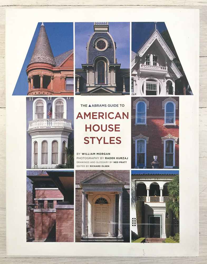 The Abrams Guide to American House Styles  by William Morgan; Photography by Radek Kurzaj; Illustrations by Ned Pratt; Edited by Richard Olsen. Concept, Acquisition, and Editing by Richard Olsen. Brankica Kovrlija, Graphic Design. Harry N. Abrams, Inc., Publishers.