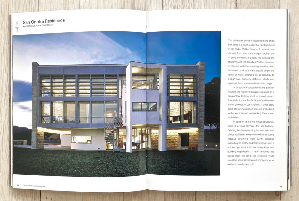 Gwathmey Siegel: Buildings and Projects, 1965–2000  Introduction by Charles Gwathmey. Edited by Richard Olsen. Group C, Inc., Graphic Design. Belinda Hellinger, Production Manager. Universe Publishing.
