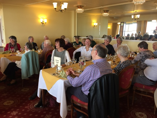 The Stanborough luncheon