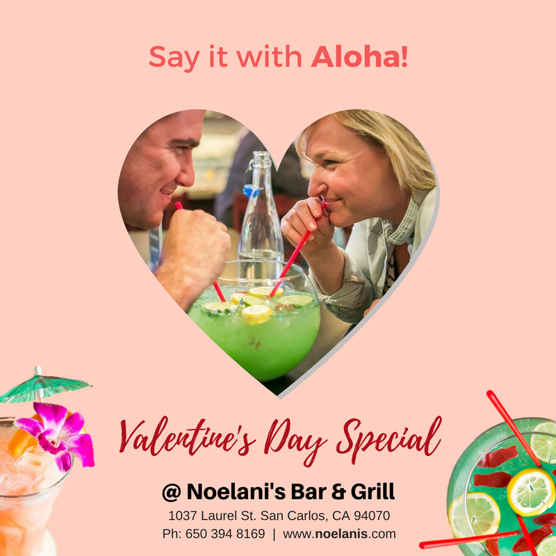 Noelani's Valentine's Day Aloha