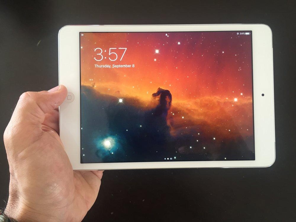 iPad Mini 2 Retina 64gb + 4G