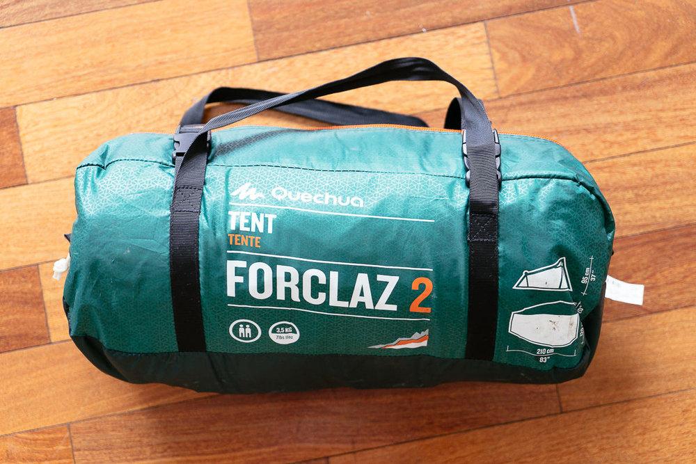 Barraca Forclaz 2
