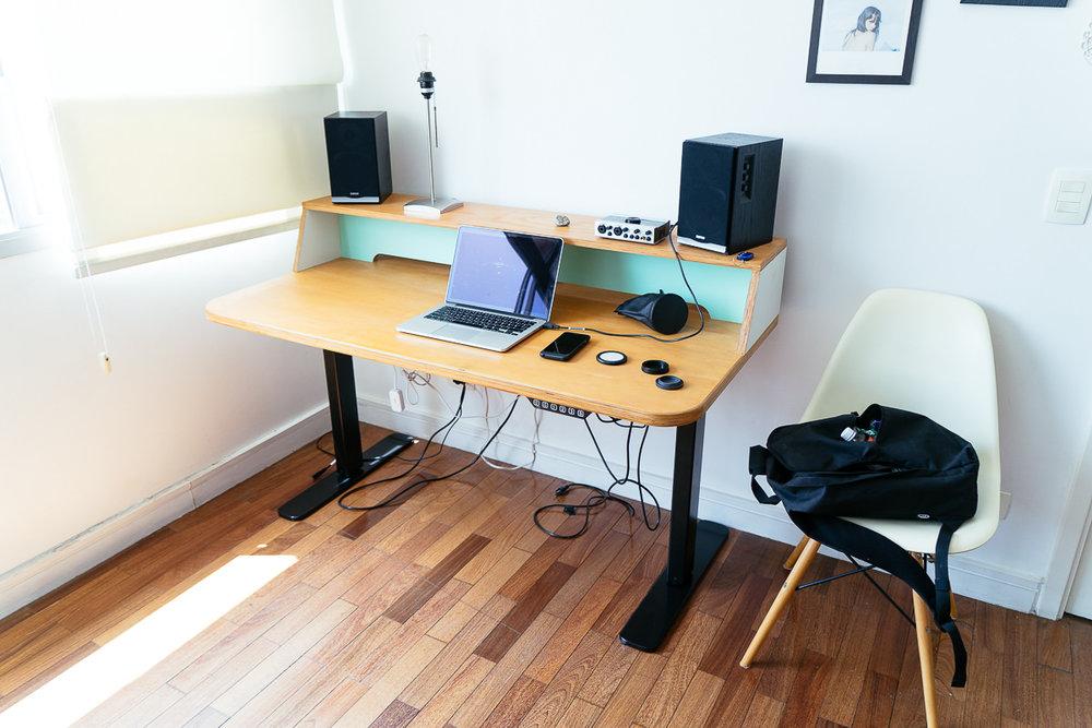 Sit Standing Desk