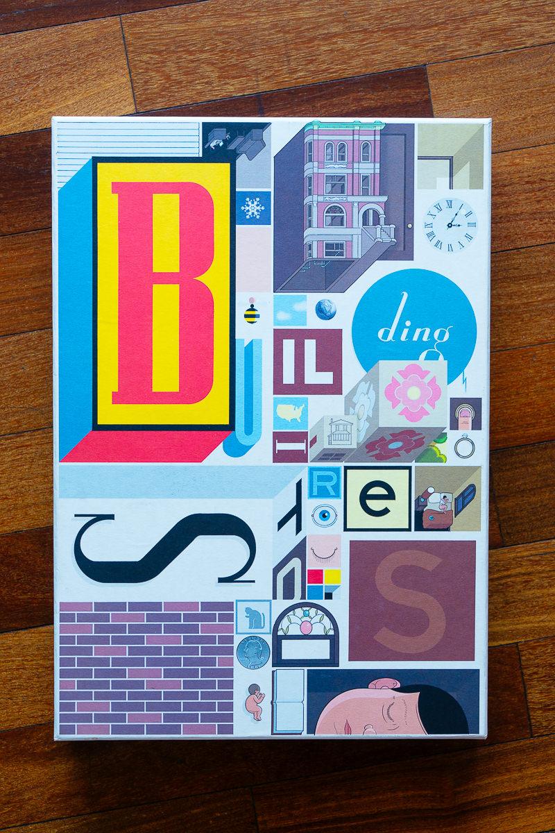 Building Stories - Chris Ware