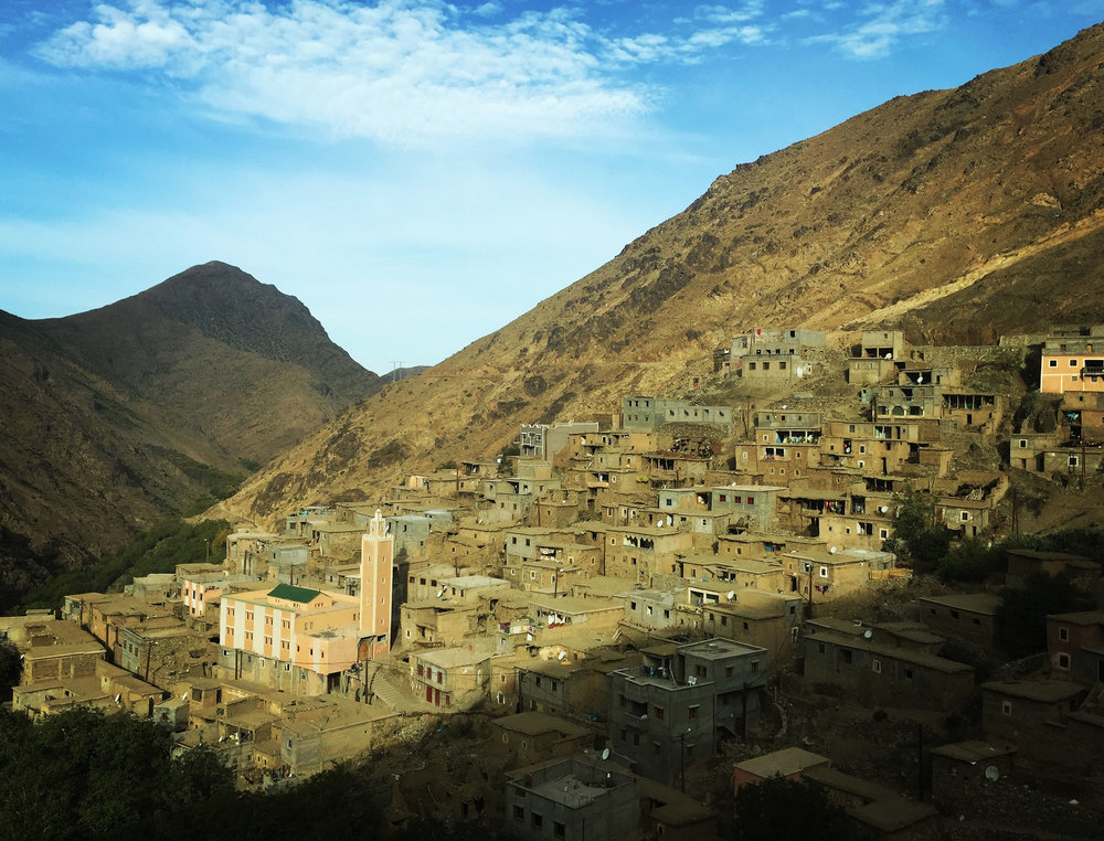 Mountainside village.jpg
