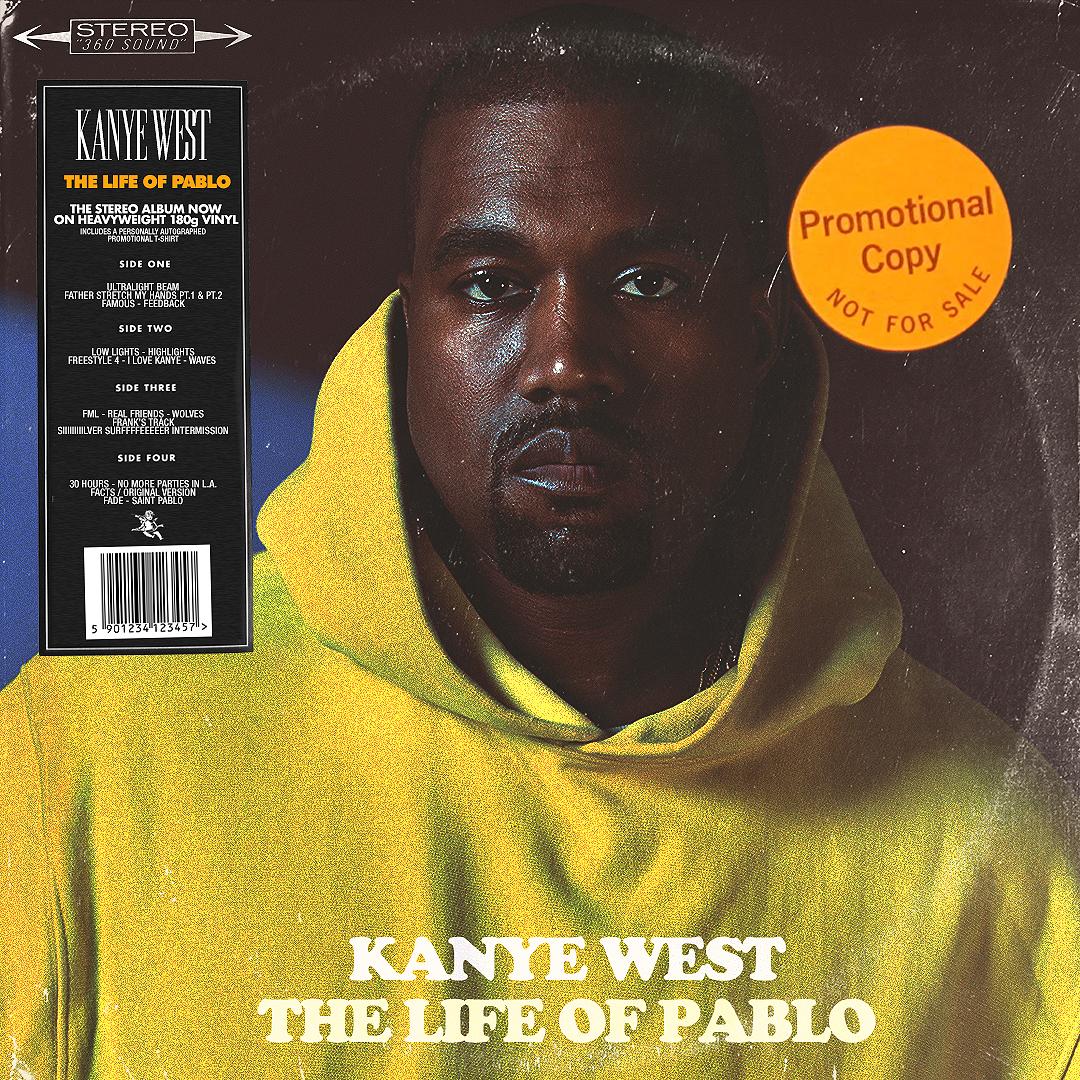 Kanye West: The Life Of Pablo