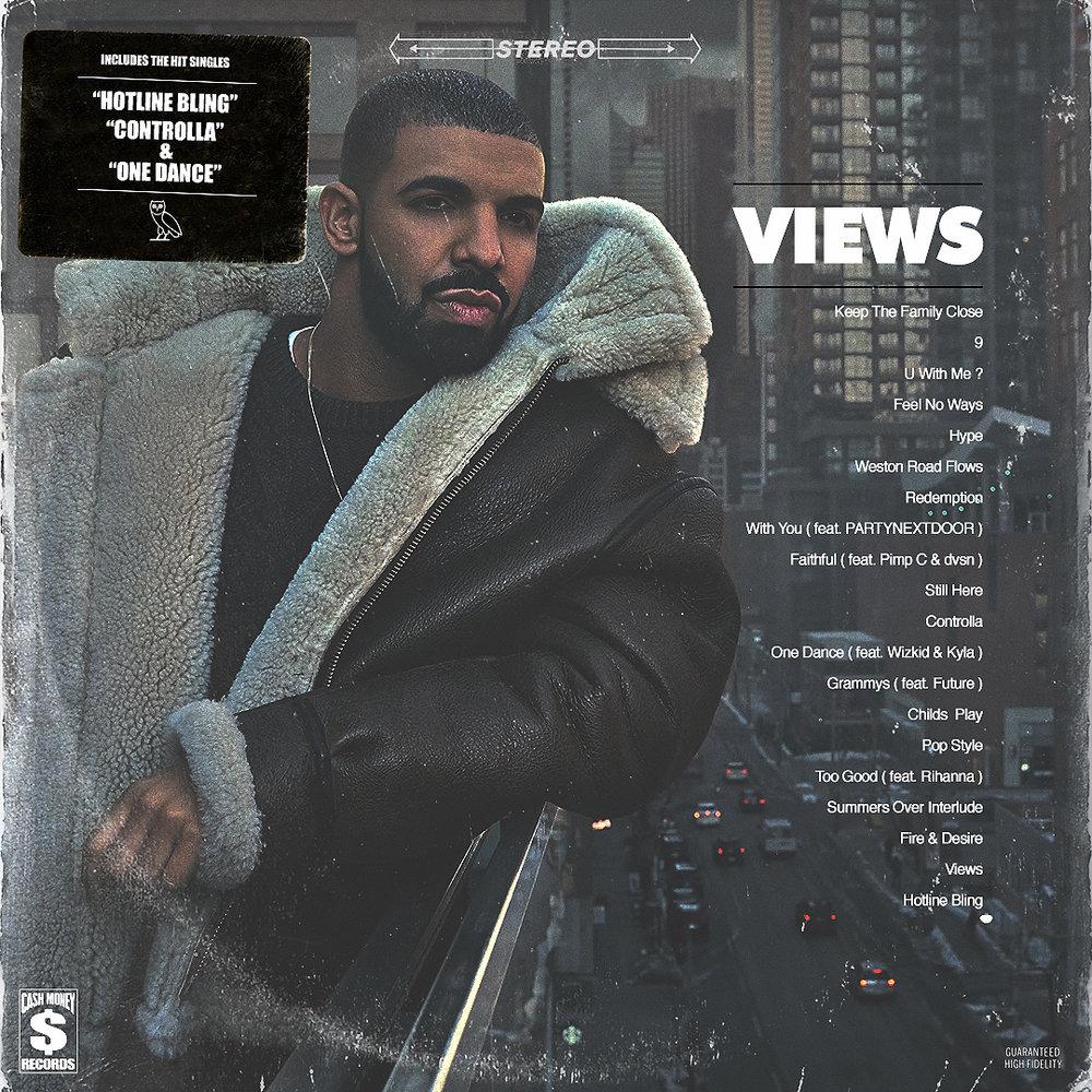 Drake-Views-60s
