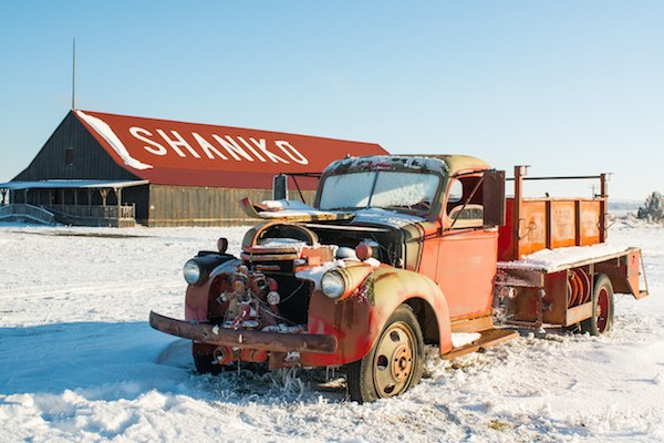 Journey through Time on Highway 97