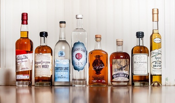 The Pioneering Spirits Of Oregon's Craft Distilling Industry