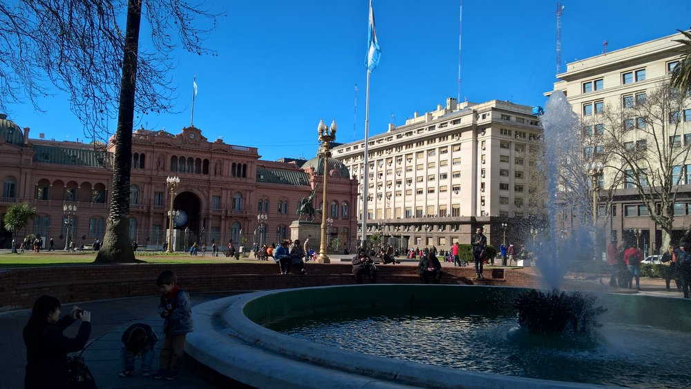 Plaza de Mayo