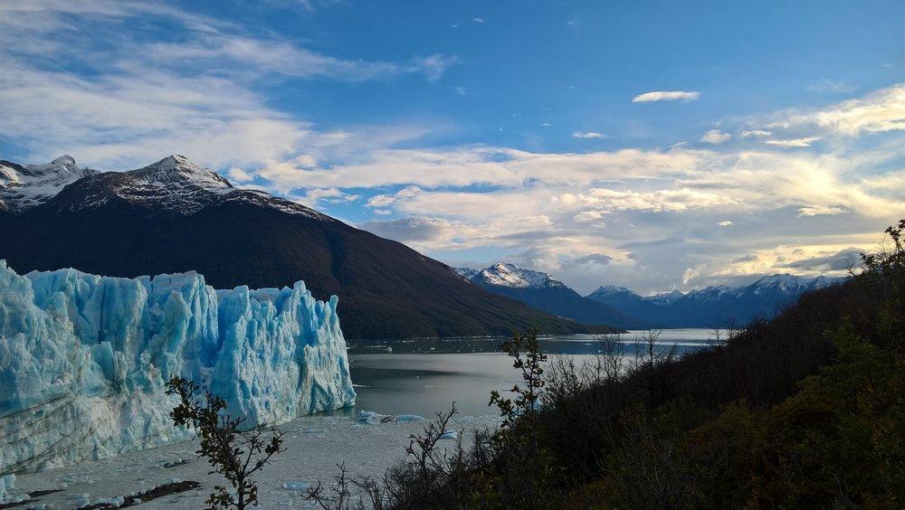 Perito Moreno Glacier in Calafate