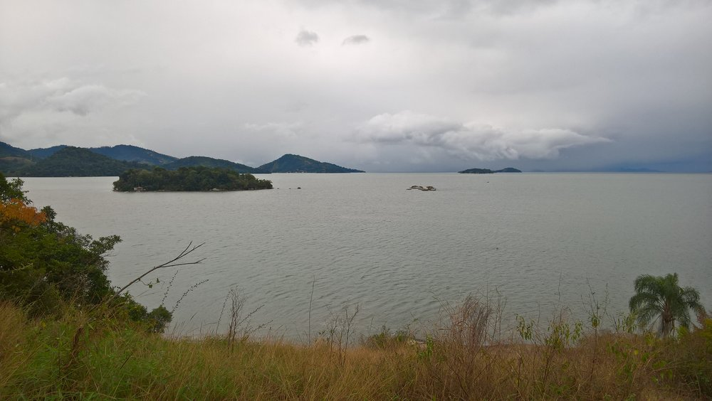 Picture from Paraty's viewpoint
