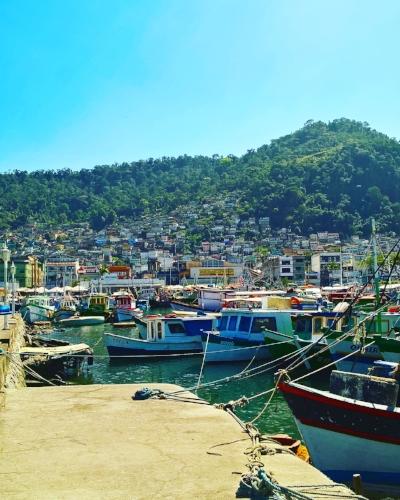 Colorful Angra dos Reis