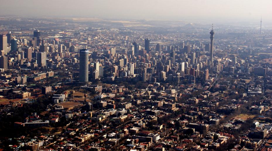 Johannesburg. Photo credit to nairalandnews