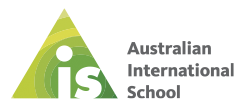 Australian International School Logo