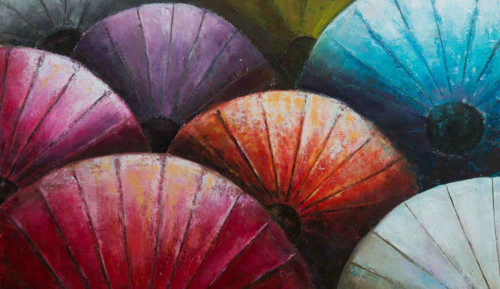 Oil Paper Umbrellas