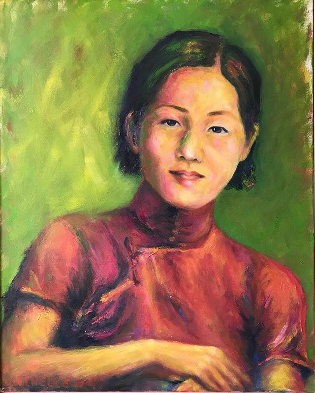 Dong Zhun Jun, a women once a prostitute being sold by her own uncle due to poverty and became a revolutionarist , a successful entrepreneur, the establisher of one of the famous hotels in Shanghai, Jin Jiang Hotel. #dongzhujun #jinjianghotelshanghai #womanwithstories #oldlife #newlife #revolutionarist #highlyrespected