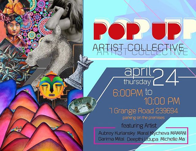 Next show in April #smallisbetter