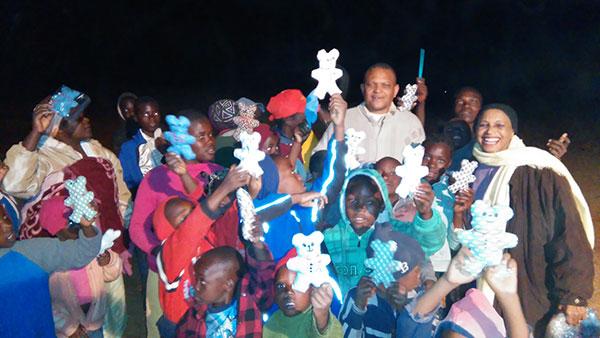 Hatcliffe-Harare Crusade.Martin + Ivy Sibanda, our Harare Resident Pastors.