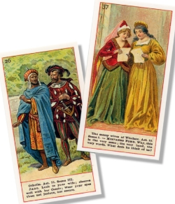 Cigarette collectible trading cards