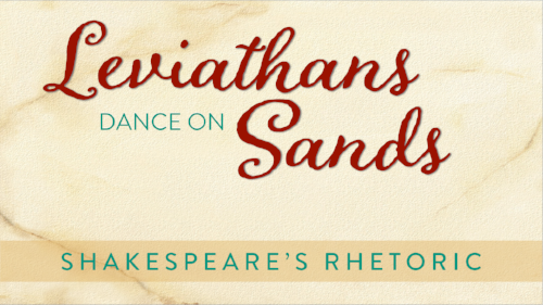Robin Williams • i Read Shakespeare • Inernational Shakespeare Center Santa Fe