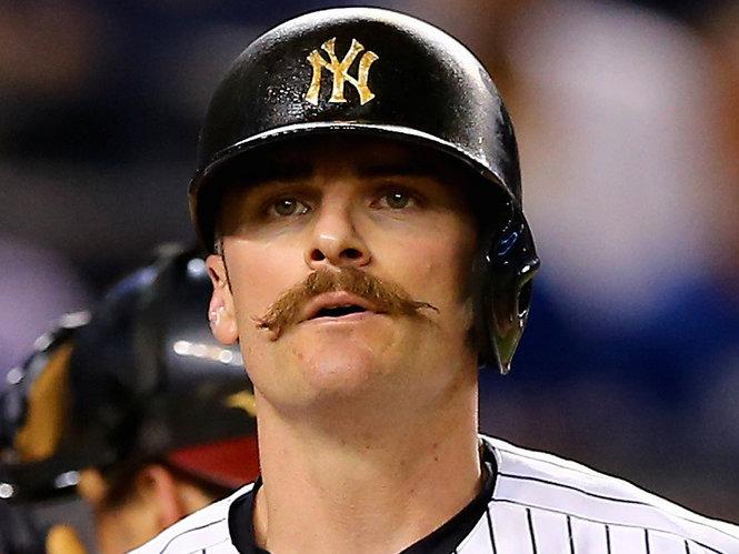 Brendan Ryan Mustache