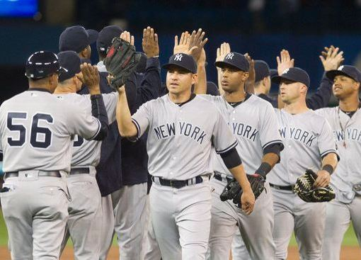 Yankees Win vs TOR