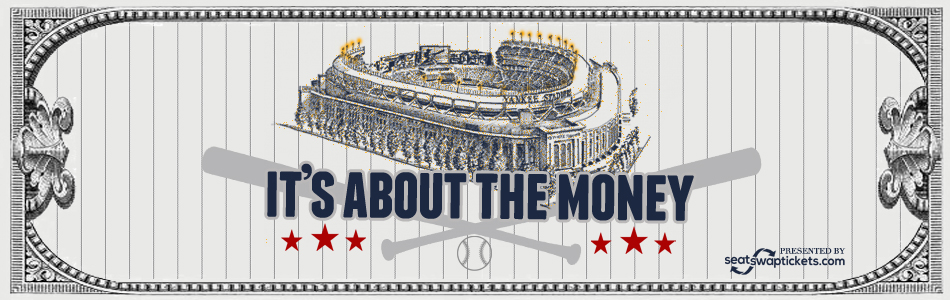 It's About the Money - Unofficial New York Yankees Blog