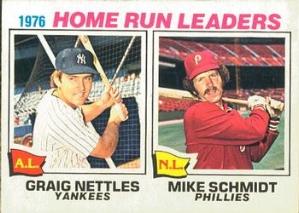Two great third basemen...