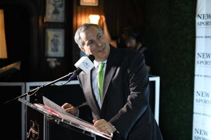 Jordan Sprechman at the New York Sports Tours Launch