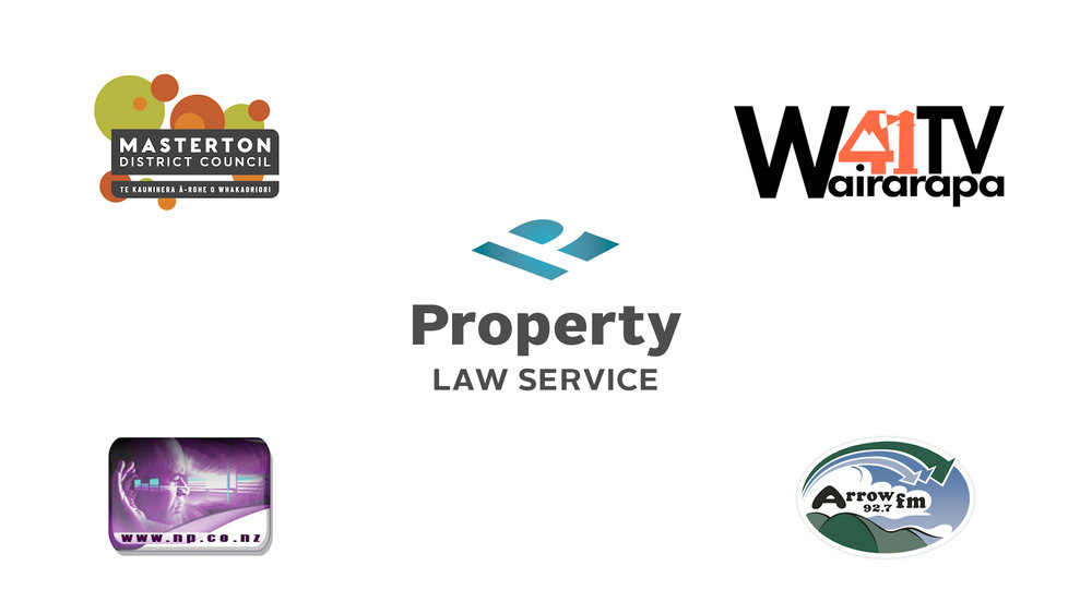 Brought to you by Property Law Service/Reeves Lawyers, Wairarapa TV, Noise Productions Ltd, Arrow FM and Masterton District Council